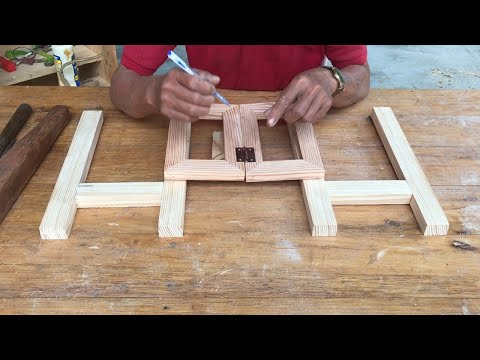 woodworking-ideas-for-beginners-//-how-to-build-a-extremely-neat-and-sturdy-folding-chair---diy!