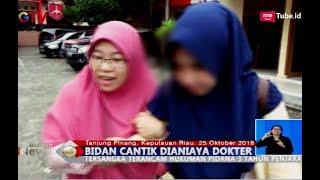 Bidan Cantik Disuntik Sebanyak 50 Kali, Sang Dokter Jadi Tersangka - BIS 25/10