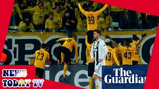 Champions League roundup: Juventus and Real Madrid suffer shock defeats