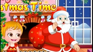 Baby Hazel For Christmas - Movie games HD