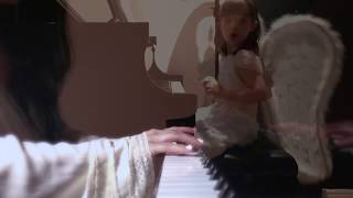 """Hanako L'Enfant-Fleur"", by Marybelle Frappier, Piano Day Montreal (Piano Day 2020)"
