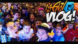 "MADRID GAMES WEEK 2014 VLOG! ""Awesome Experience"" TheGrefg"