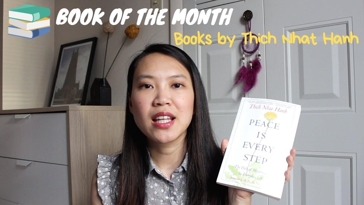 [#30] Tất tần tật sách của thầy Thích Nhất Hạnh mình đã đọc || Book review