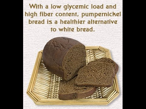 Pumpernickel Bread Health Benefits and Nutrition Facts
