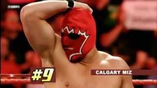WWE RANK