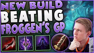 I Use This New Talon Build to Beat Froggen's GP | Challenger Talon vs. Gangplank Matchup