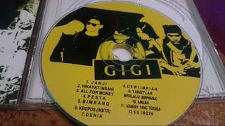 Gigi - all for money ..Album Dunia