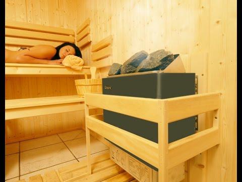 Cabinas de sauna Oceanic (Español) - YouTube