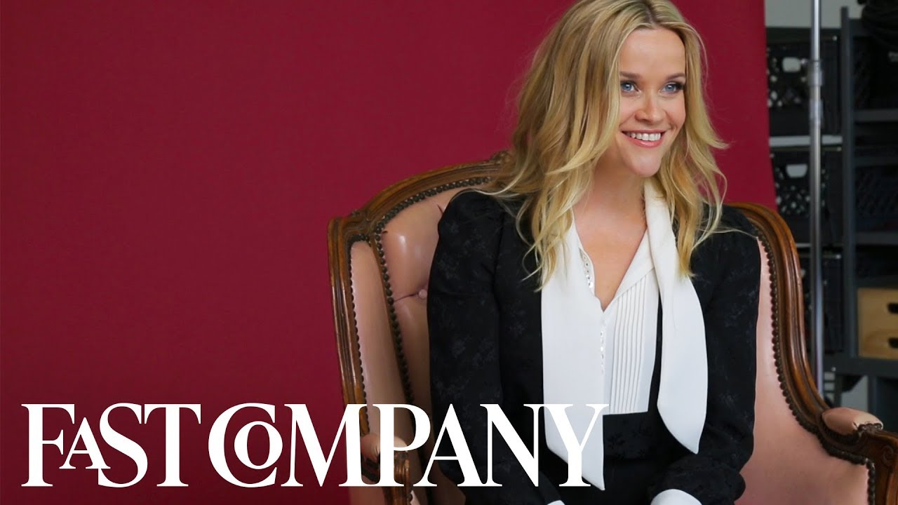 Why Reese Witherspoon won't settle for a male-dominated Hollywood
