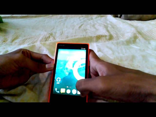 Install CyanogenMod 11 In Nokia X2 DS RM 1013