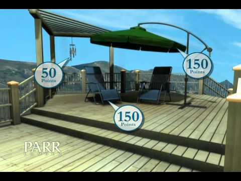 Parr Lumber Deck Rewards Tv Commercial 30 Sec Youtube