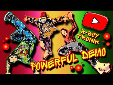 B-Boy Tronik - B-Boy Tronik Amazing Demo