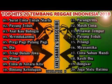 FULL LAGU REGGAE INDONESIA PALING ASYIK
