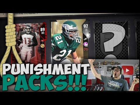 IF I LOSE I HAVE TO DISCARD MY ENTIRE TEAM!! Madden Challenge