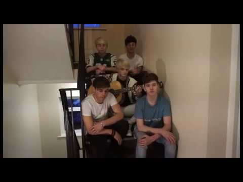 Ed Sheeran - Castle On The Hill (Boyband Acoustic Cover)