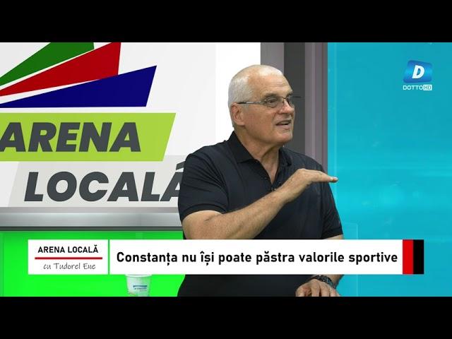 ARENA LOCALĂ - invitat Andrei Szemerjai | 30 Iulie 2021