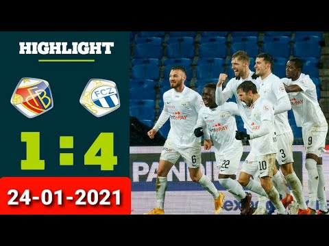 Basel Zurich Goals And Highlights