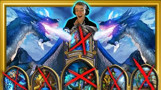 TIRED OF SHAMANS? This META-BREAKER Deck Is The Answer!! (Thijs Malygos Handlock)