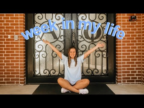college week in my life | iowa state university