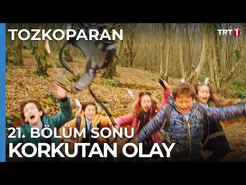 Korkutan Olay - Tozkoparan 21. Bölüm Son Sahne
