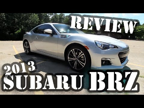 subaru brz review best car for new drivers youtube. Black Bedroom Furniture Sets. Home Design Ideas