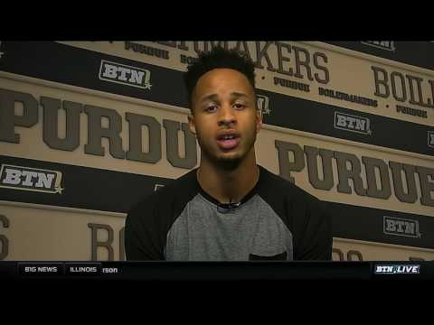 Vince Edwards on Purdue's Title Hopes