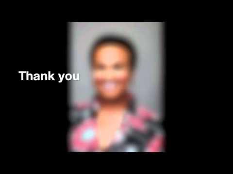 Amber Bullock: Thank You Lord lyric video (Gospel) - Music World Gospel