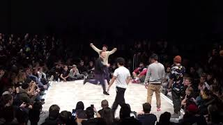 Issei and Taisuke vs Pac Pac and Willy quarter final :: LCB Choose Your Destiny
