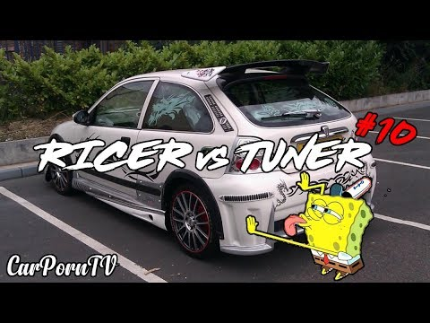 RICER VS TUNER #10