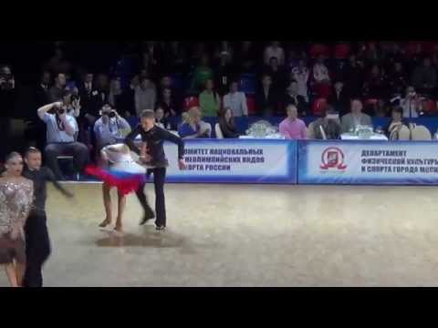WDSF World Junior II Latin. The Final. Samba.