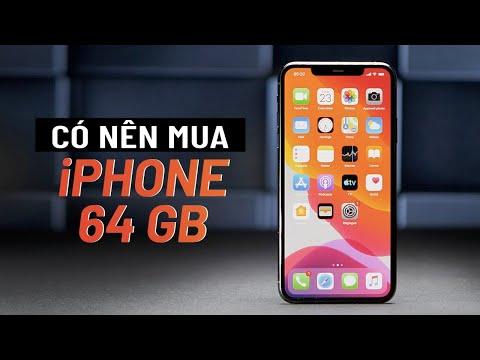 iPhone 64GB - Giá RẺ nhưng có nên mua?