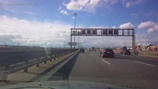 ДТП на КАД, 11 км до Таллинского шоссе