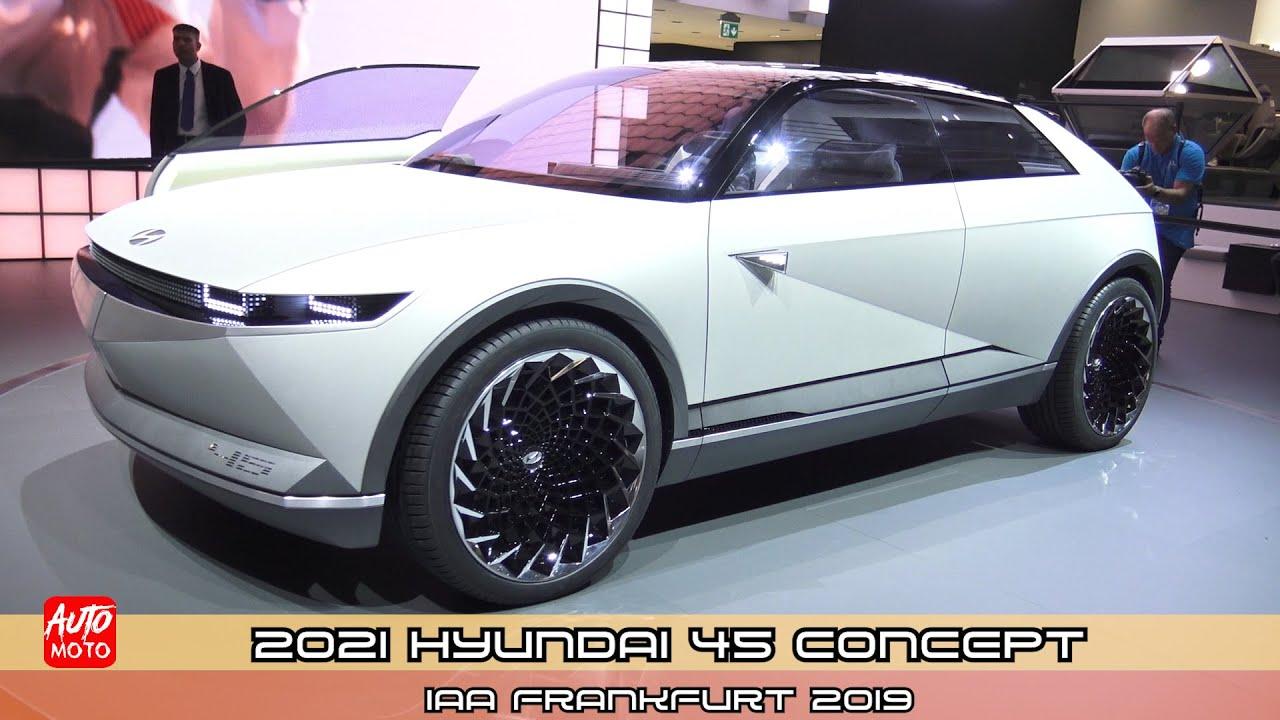 2021 Huyndai 45 Concept - Exterior Walk-Around - IAA 2019