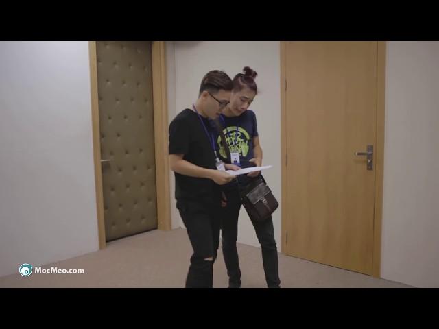 [Phim Hài Mốc Meo] Sếp Mới và Scandal trong thang máy :))