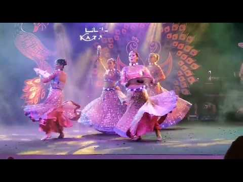 Diwali Celebration at Dubai Mall 2018 by Bollywood Parks