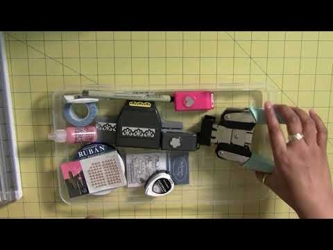 Cardmaking Basics: Supplies and Tools to Start