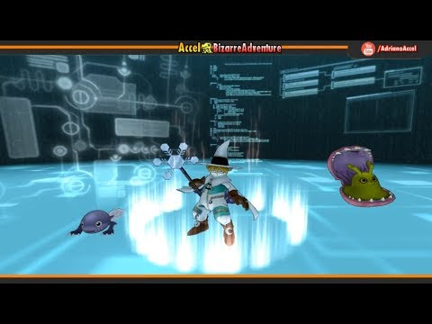 Digimon Linkz - Water Quality Control Server (AREA 04) | Accel Play!