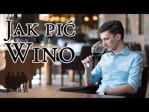 Jak pić wino z klasą - Czas Gentlemanów