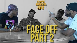 MATH HOFFA VS SERIUS JONES FACE OFF PART 2 - RBE