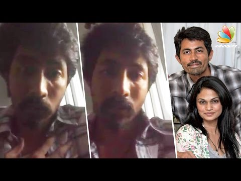 Emotional Speech: Singer Suchitra Husband Karthik Clarifies On Actors Private Photos leak | Dhanush