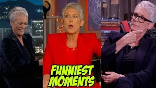 HALLOWEEN (2018) Bloopers and Funny Moments (Part-1) - Jamie Lee Curtis Funny