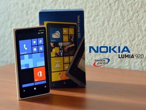 Nokia Lumia 920 - Análisis en Español HD