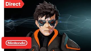 Daemon X Machina - Nintendo Switch   Nintendo Direct 9.13.2018