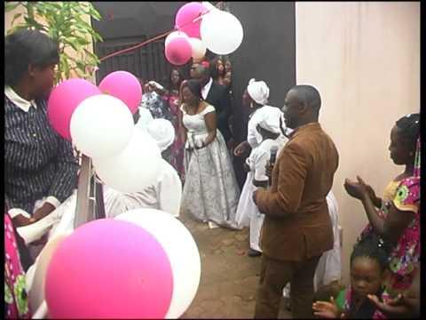 MARIAGE CIVIL CAMEROUNAIS JUILLET 2017 DE ROSE MELANIE(COCO) ET EMMANUEL(DODO)