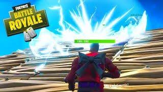 IMPULSE LAUNCHING NOOBS! - Fortnite Battle Royale!