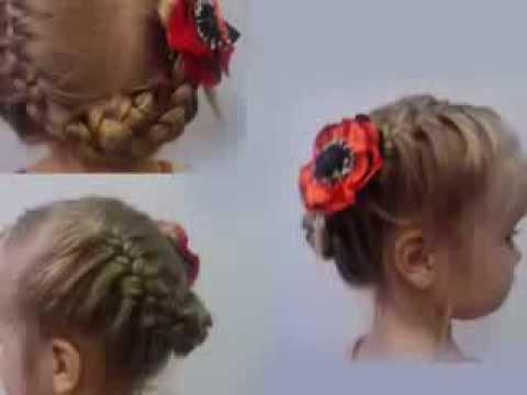 Украинские прически девочки