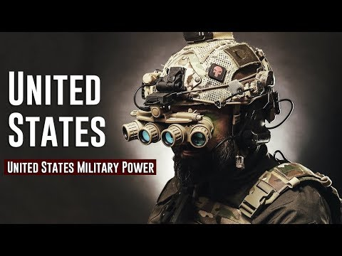 Scary U.S Armed Forces - United States Military Power 2018 | How Powerful is USA?