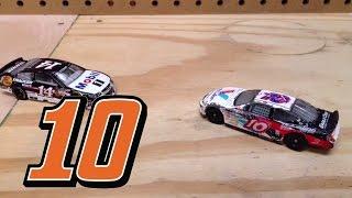 NASCAR STOP MOTION RANDOM CUTS 10!!!!!!!!