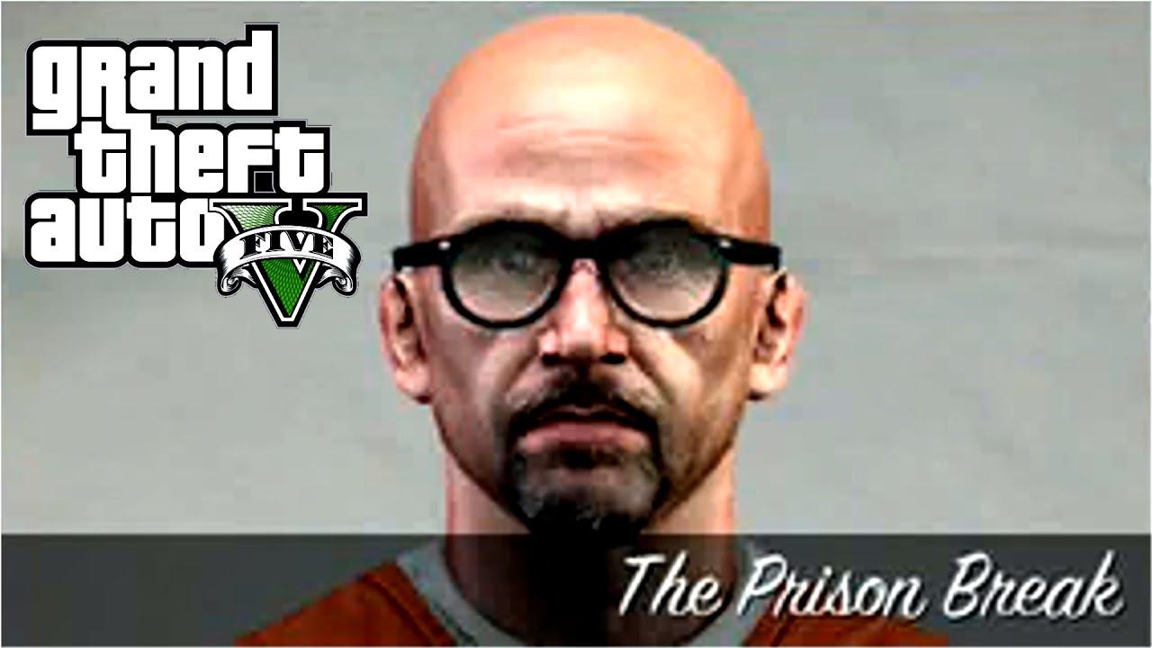 gta 5 how to get heist after prison break