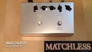 Matchless Hot Box 3